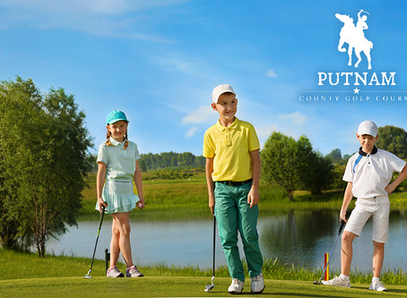Putnam County Golf Course is participating in the PGA Jr. League & we want YOUR child on The Team