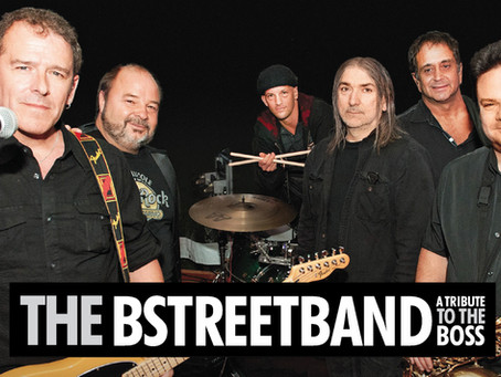 The BStreetBand June 11th at Putnam County Golf Course Playing all of Bruce Springsteen's Hits!