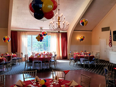 Let Us Cater Your Next Event in the Grand Ballroom at the Putnam County Golf Course.