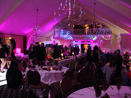 Let Us Cater Your Next Event in the Grand Ballroom at the Putnam County Golf Course