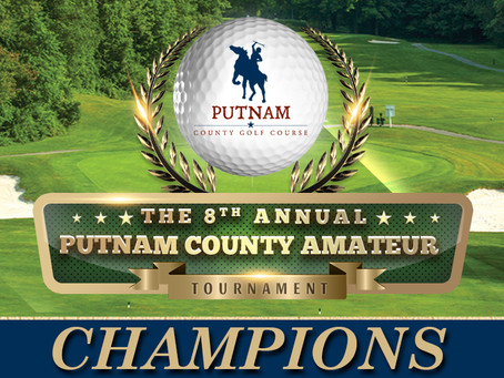 Congratulations to the Putnam County Amateur 2021 Champions