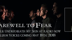 Review of 'VOICES' by Farewell To Fear band.