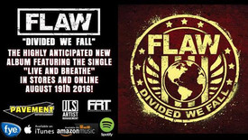 FLAW 'Divided We Fall' CD Review