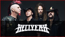 Hellyeah 'UNDENIABLE' CD Review
