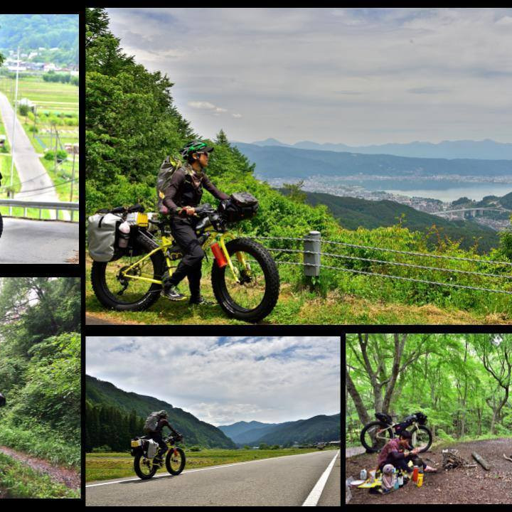 オグライド#18『初めてのバイクパッキングツアー』