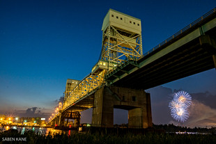 Cape Fear Fireworks