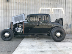 1930 ford ruble seat coupe