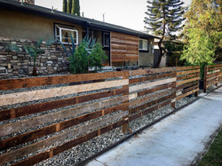 fence and wall panel