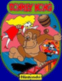 donkey-kong-arcade-game-art-paul-van-sco
