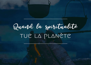 Quand la spiritualité tue la planète ... le Palo Santo !