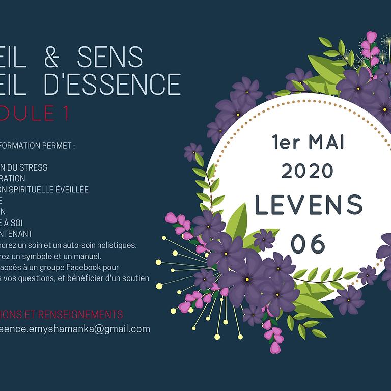 LEVENS - Éveil & Sens - Éveil d'Essence : Module 1 (1)