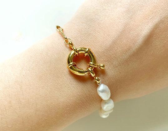 Bracelet DOUBLE plaqué or