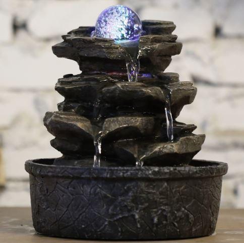 Fontaine little rock - Quantité: 2