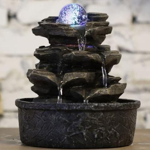 Fontaine Little rocks