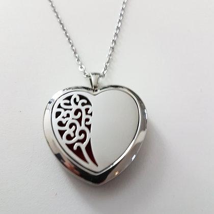Coeur - Demi branche