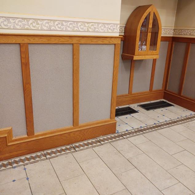 side transept