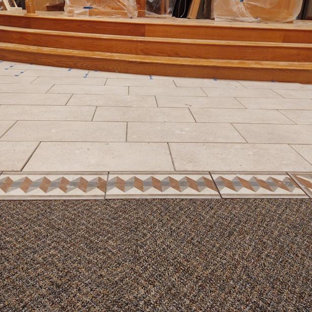 Tile, border, & carpet