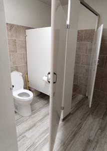 new women's restroom @ S.M.