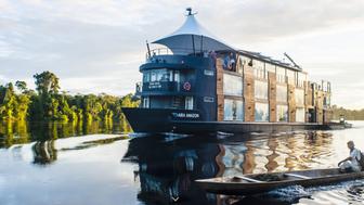 El lujo del Amazonas Peruano: Crucero Aria (Aqua Expeditions)