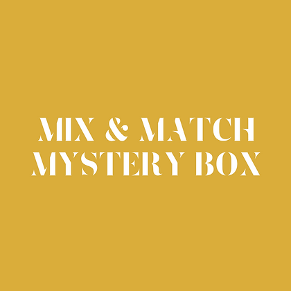 Mix & Match Mystery Box