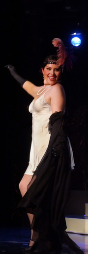 Mujer del coro