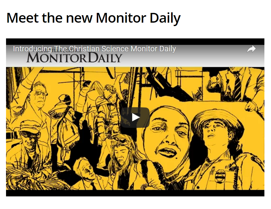 Monitor Daily Intro