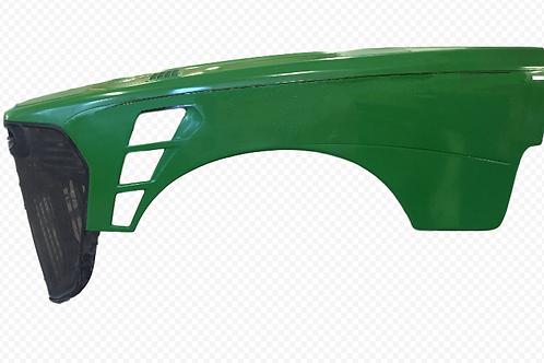 Üvegszálas motorházfedél (utángyártott) INN006