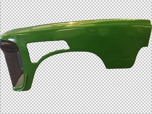 Üvegszálas motorházfedél (utángyártott) INN001