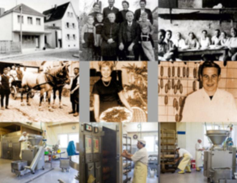 Tradition, Echte Metzger seit 1899
