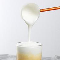 Cheese Milk Foam