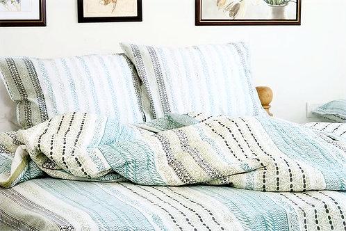 Ice Blue Quilt