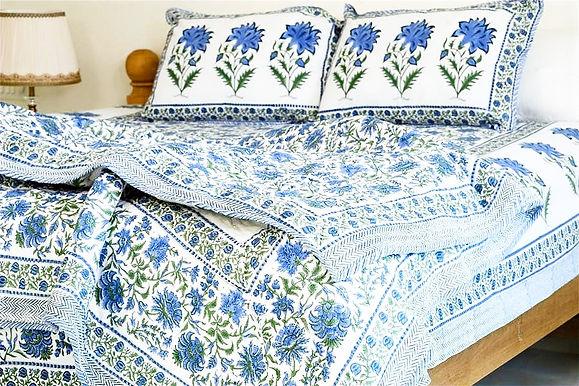 Royal Blue Quilt