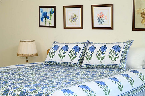 Royal Blue Bedsheet