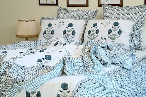 Teel Blue Quilt