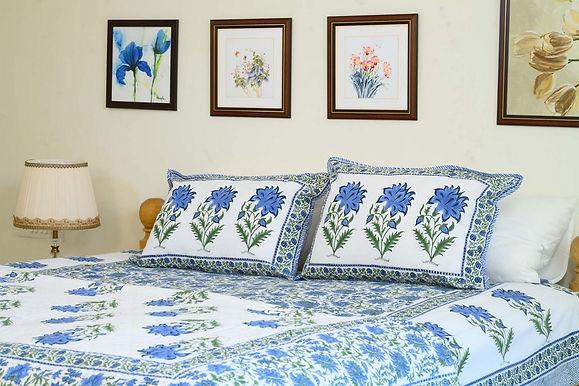 Royal Blue Duvet Cover