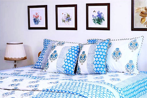 Sea Blue Quilt