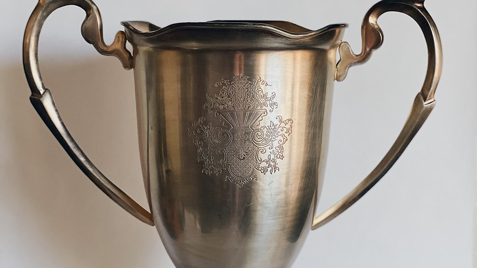 """Large loving cup """"24"""