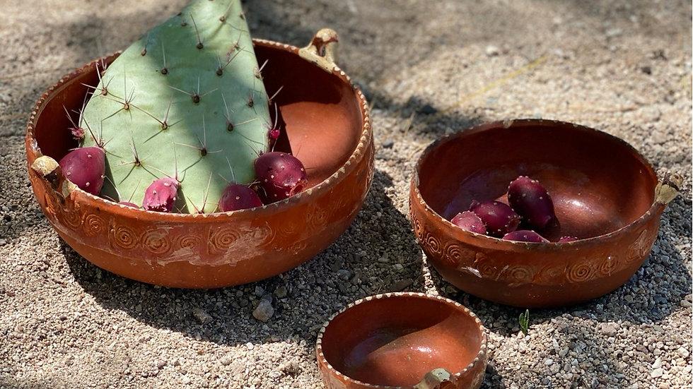 Nesting 3 bowl set