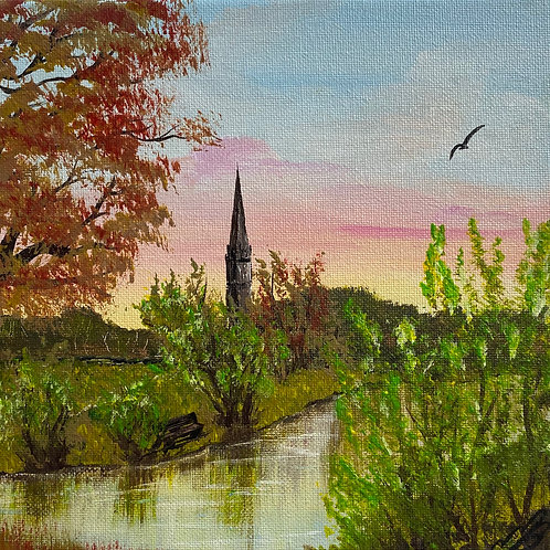 Sold/Salisbury Cathedral