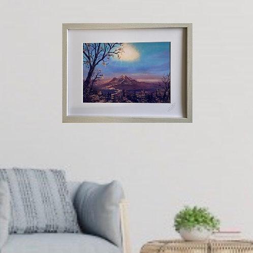 Framed Print of OurJourney Together