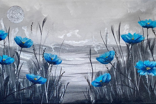 Sold/This Too Shall Pass.  80x30x3.5 cm