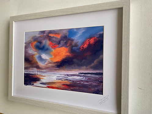 Framed Print of After the Storm