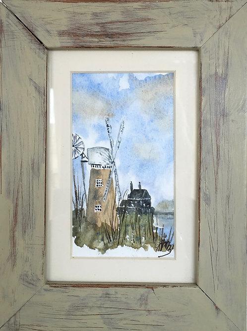 Windmill series nr 1