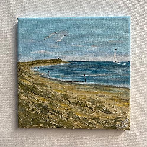 Sold/Hengistbury Head Beach
