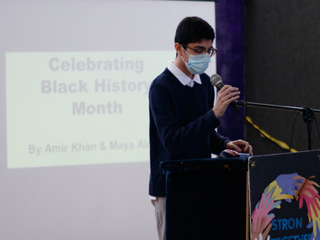 Razi Celebrates Black History Month