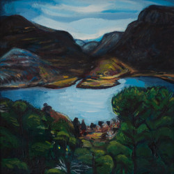 Loch Maree from Beinn Eighe