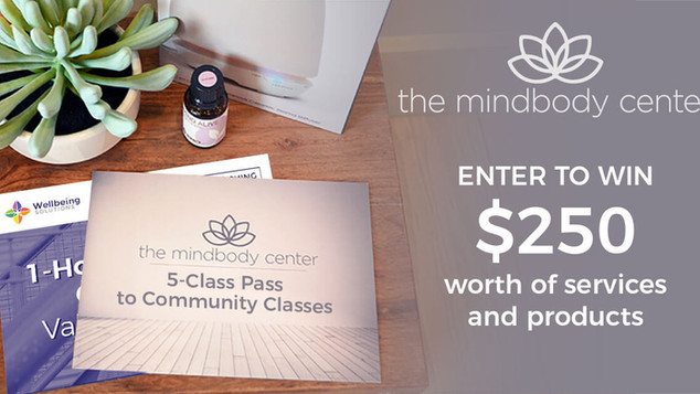 Enter to win $250 worth of services and products