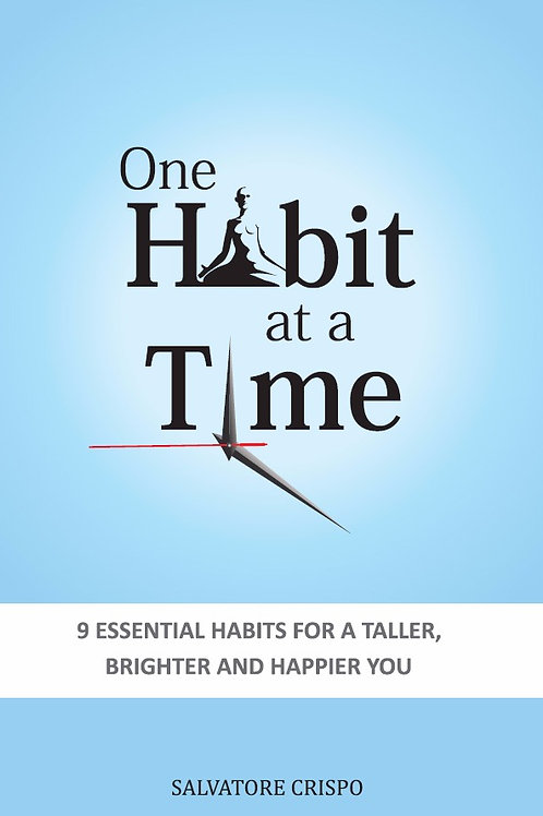 One Habit At A Time (Soft Cover)