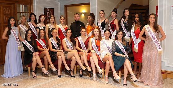Léa LLorens Miss Elégance France 2020 partouche