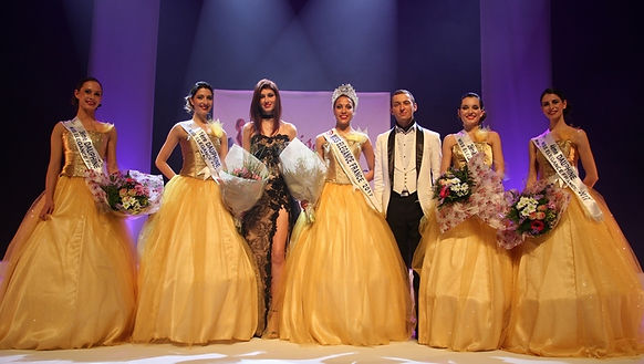 podium Miss Elégance France 2017